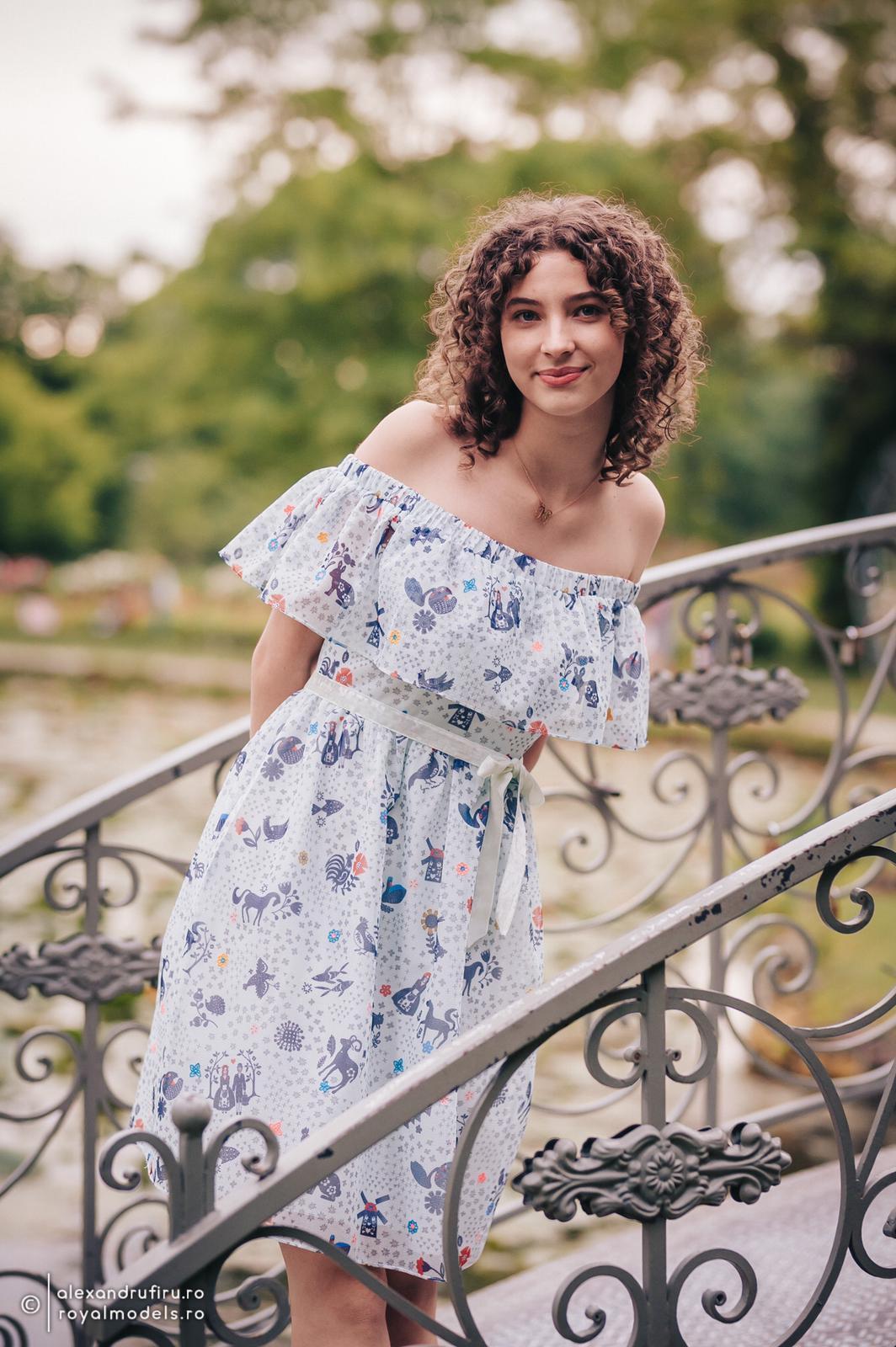 Theia Nețăr, eleva din Craiova care a obținut 10 la evaluarea națională după contestații