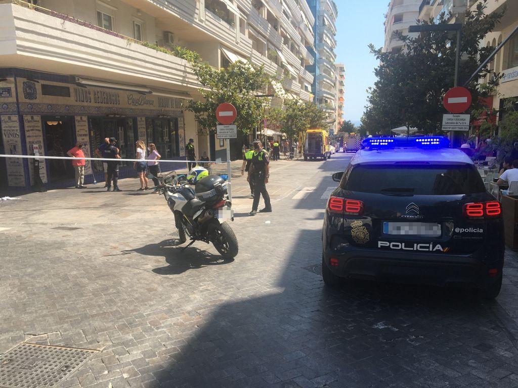 Mai multe persoane rănite la Marbella, după ce o mașină a intrat în plin într-o terasă