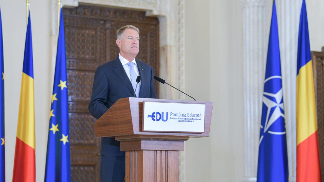 """Guvernul urmează să adopte un memorandum privind implementarea proiectului """"România Educată"""" în ședința la care participă și Iohannis"""