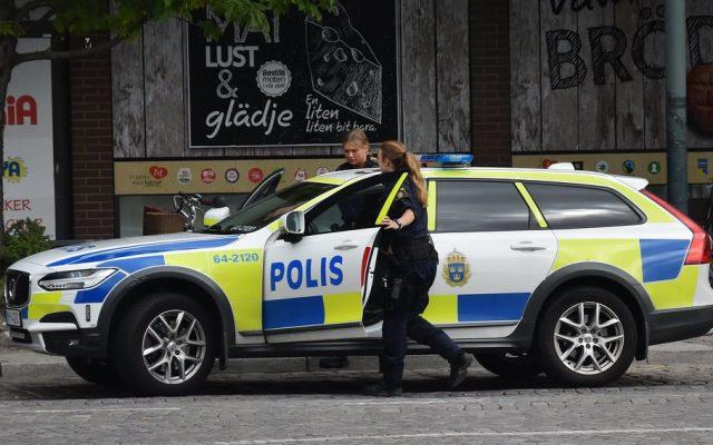 Luare de ostatici în Suedia terminată cu livrarea a 20 de pizza