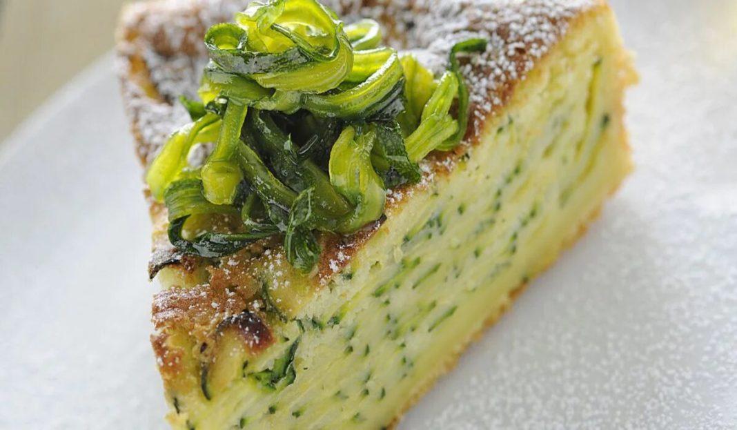 Tort dulce de dovlecei