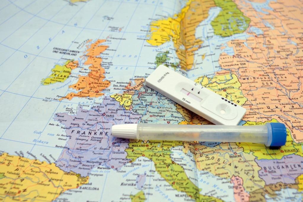 Uniunea Europeană depășește acum Statele Unite ca rată a vaccinării